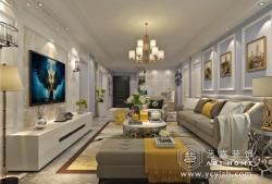 观湖壹号一号楼一单元110M²