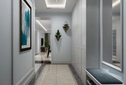 高教公寓145m²小美风格