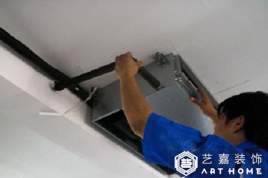 多联机形式的中央空调管道不能超过10米