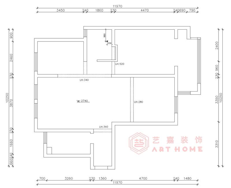 江苏艺嘉装饰设计工程有限公司 2